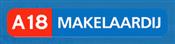 A18 Makelaardij logo