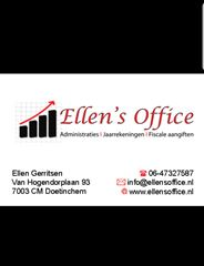 Ellen's Office in Doetinchem foto 3